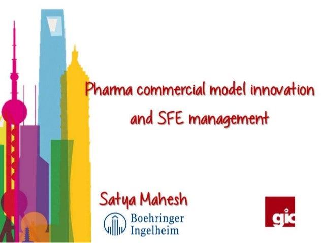 China Pharma Commercial Model