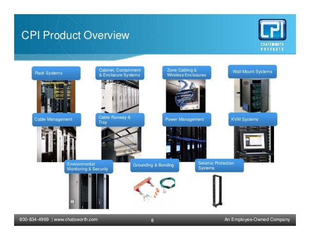 Chatsworth Product Company Overview