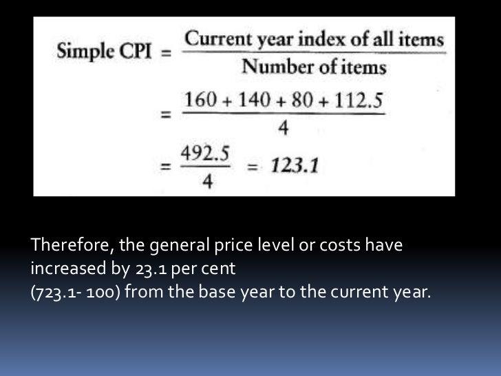 Price Level Definition - investopedia.com