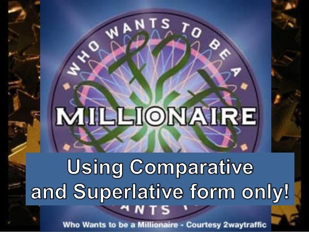 What is the comparative form for the adjective big? What is the comparative form for the adjective big?  a. biger a. biger...