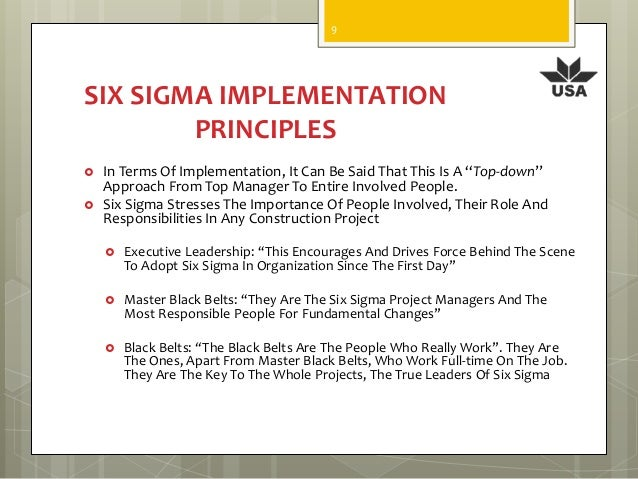 six sigma in automotive industry This chapter deals with a case study performed in an automobile company to  eliminate the defects in casting product using six sigma problem-solving.