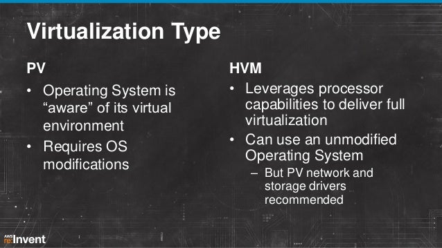 Your Linux Ami Optimization And Performance Cpn302 Aws Reinvent