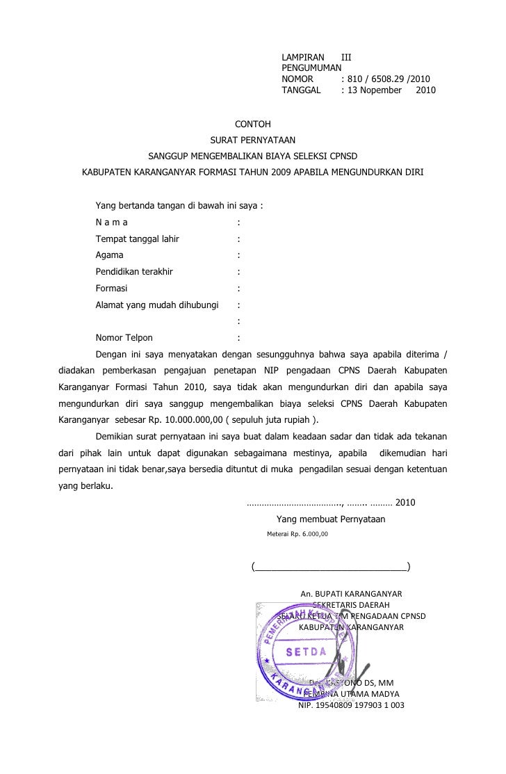 Contoh Surat Pengunduran Diri Ketua Rt - Contoh Nto