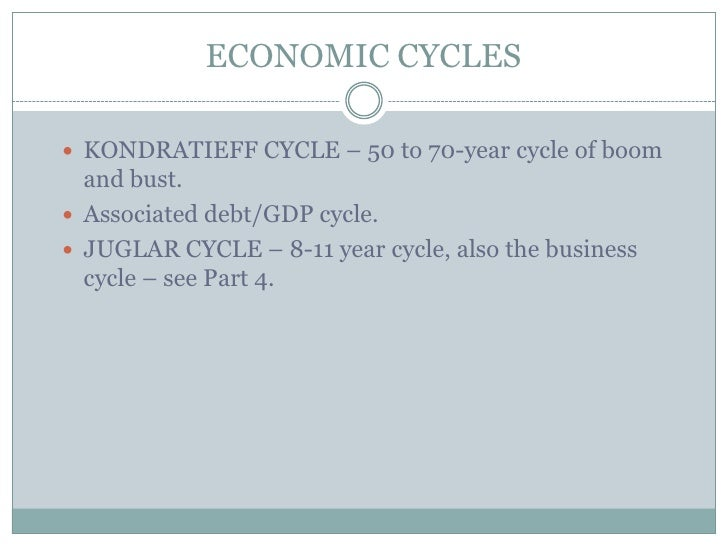 An analysis of the great depression as part of the business cycle