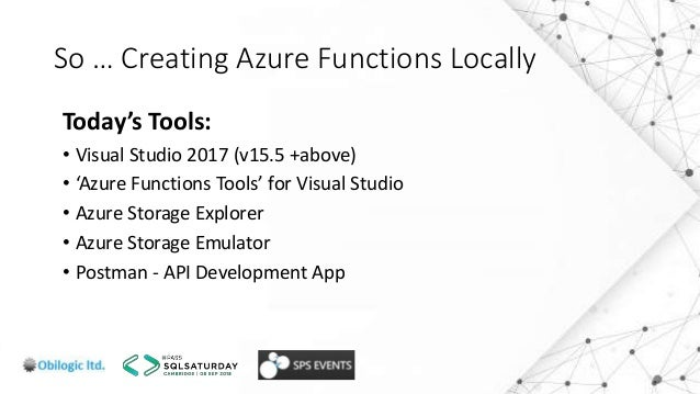 C# Powershell and an Azure Function Walk Into a Bar