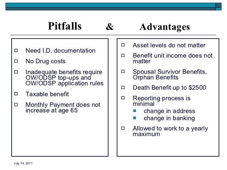 Canada Pension Plan Old Age Security Application 104