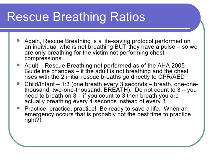 Protocol - Breath Of Life
