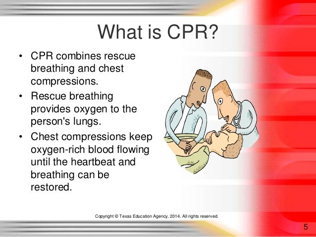 Cpr And First Aid Guidelines By Tea