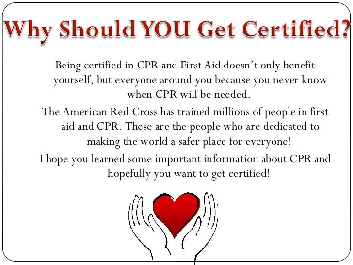 Cpr And First Aid Powerpoint