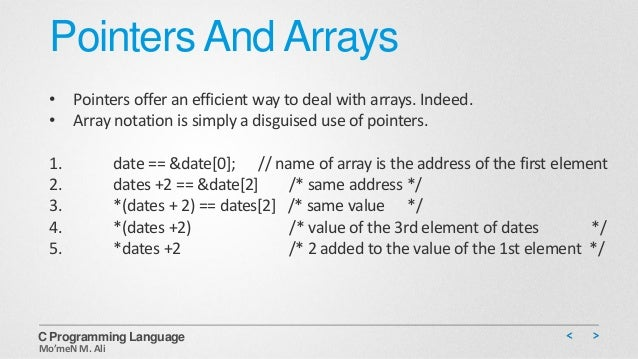 pointers c language Introduction to pointers | c language tutorial - duration: 11:51 naresh i technologies 62,415 views 11:51 pointers - pointer to function.