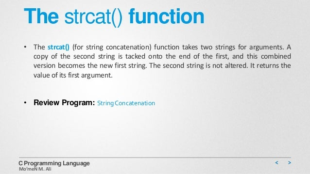 C programming & data structure [character strings & string function…