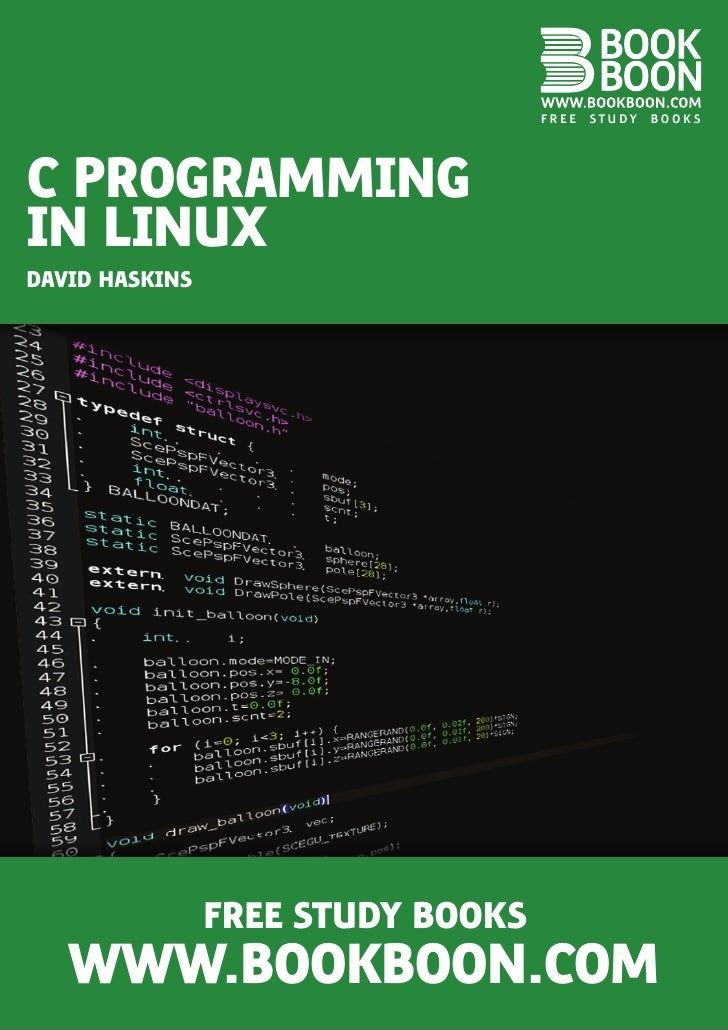 C Programming In Linux