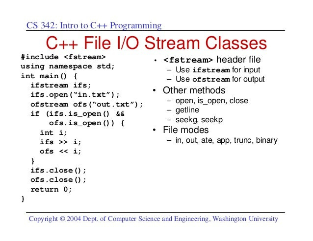 Intro to Programming Ctt
