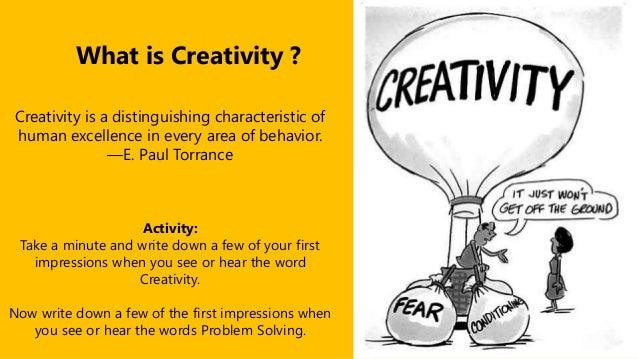 Creative Problem Solving - Training Presentation Slide 3