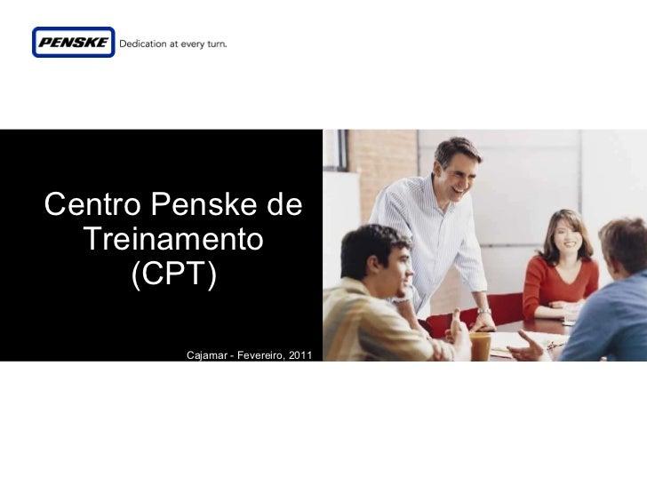 Centro Penske de Treinamento (CPT) Cajamar - Fevereiro, 2011