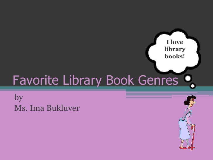 I love                           I love                          library                          books!                  ...