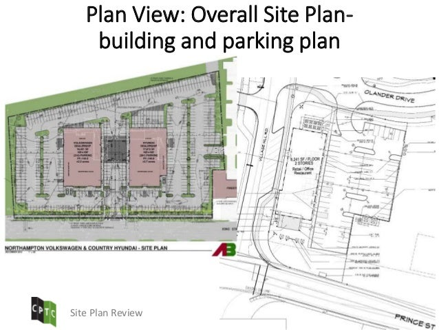 CPTC Site Plan Review module 8232015 – What Is A Site Plan Review