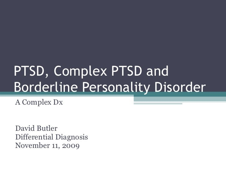 an introduction to the borderline personality disorder Introduction borderline personality disorder (bpd) is characterized by instability of interpersonal relationships, self-image, and emotions, as well as by impulsivity across a wide range of situations, causing significant impairment or subjective distress.