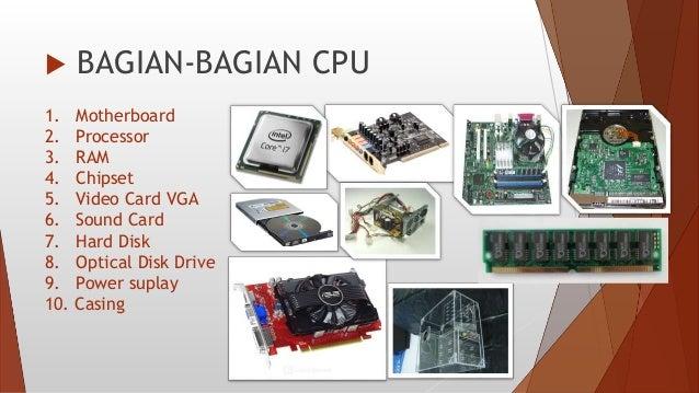 Motherboard merupakan tempat kita menancapkan atau memasangkan komponen-komponen komputer lainnya seperti processor, video...