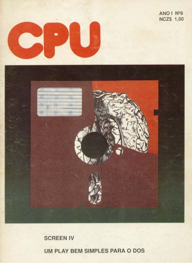 Revista CPU MSX - No. 08 - 1988