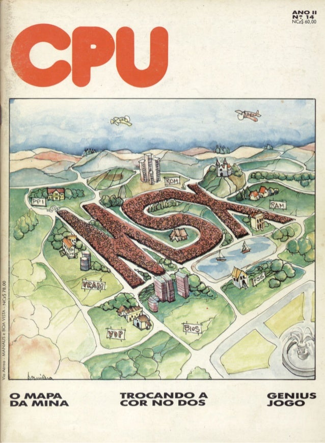 Revista CPU MSX - No. 14 - 1988
