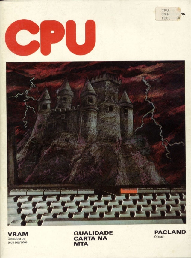 Revista CPU MSX - No. 15 - 1988