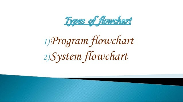 Ppt Of Flowchart