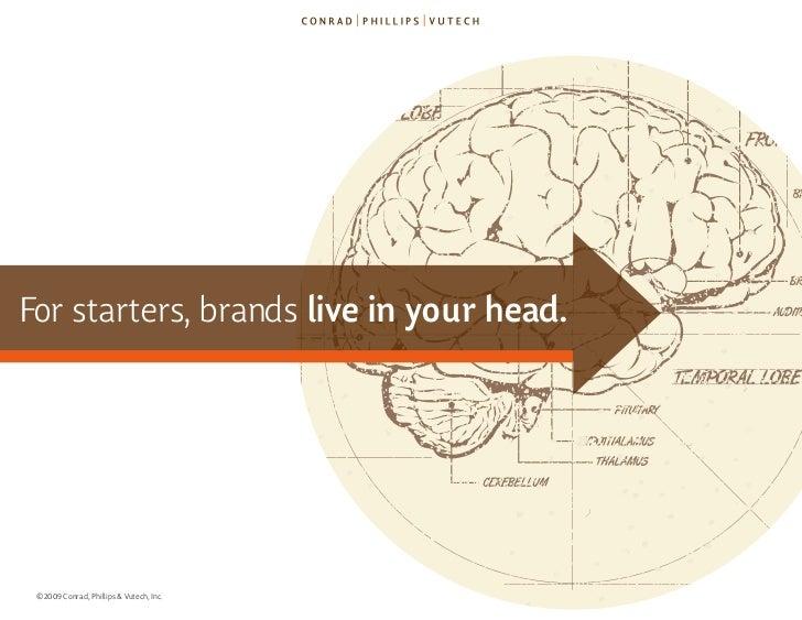 The 9 Criteria for Brand Essence (TM) Slide 3