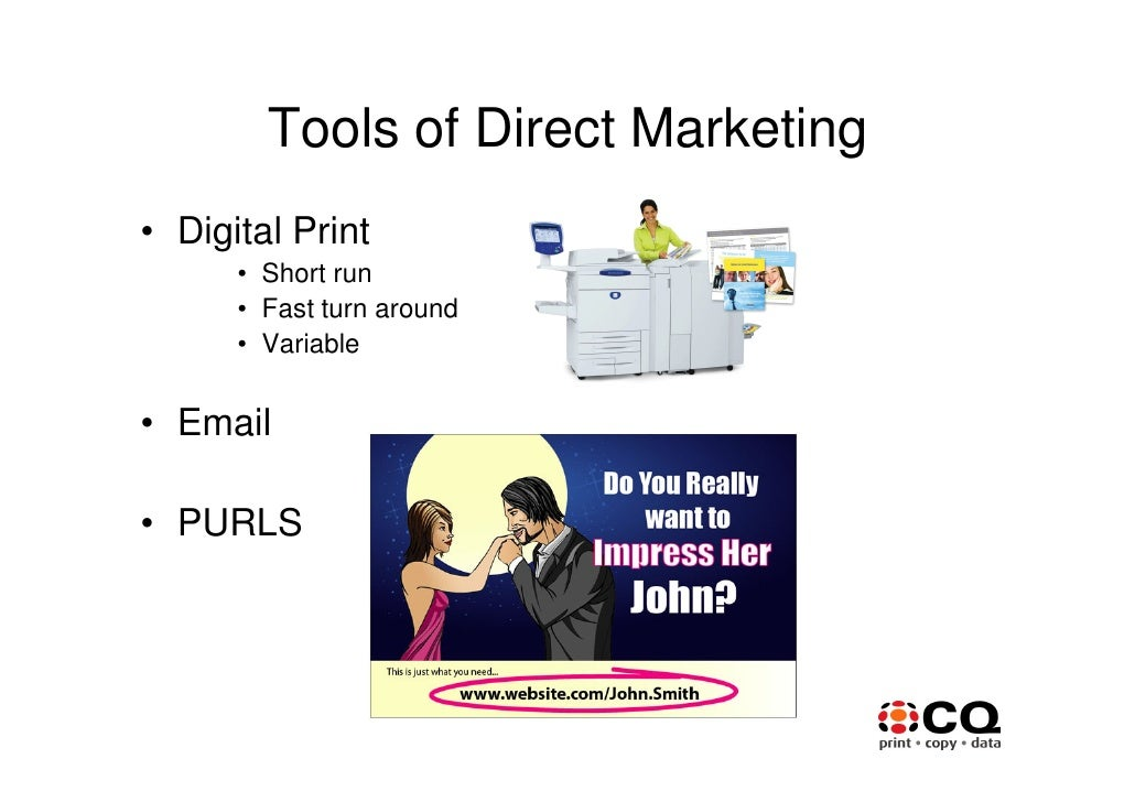 how to start a direct marketing business