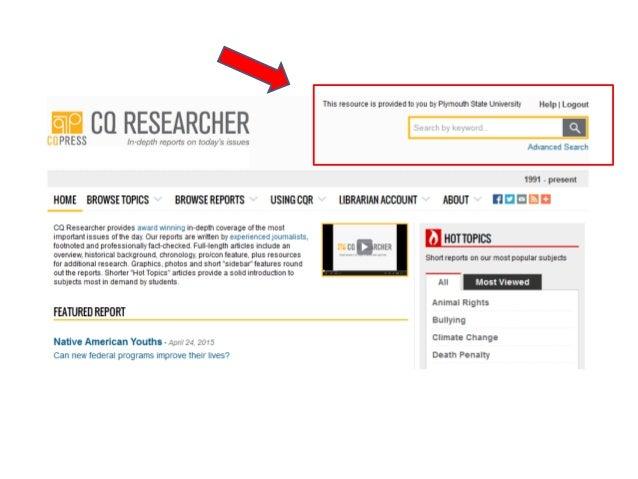 Cq more searchingtechniques