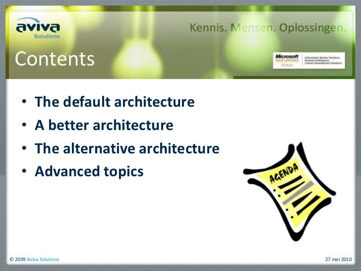 CQRS and Event Sourcing, An Alternative Architecture for DDD Slide 2
