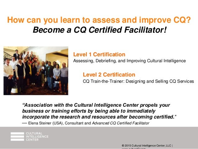 Cultural Intelligence Training | Include-Empower.Com