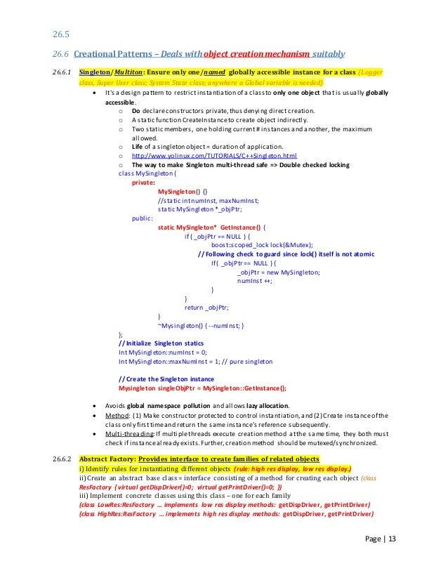 Active Object Design Pattern Java