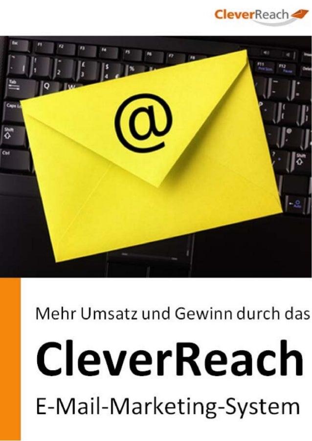 CleverReach Ebook