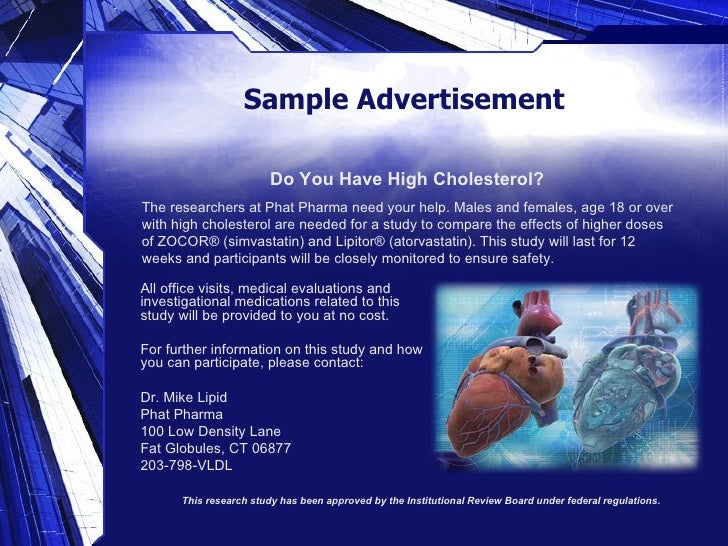 How To Make Advertisement Sample