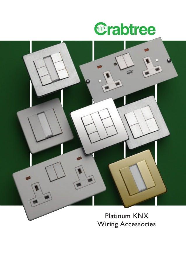crabtree knx rh slideshare net crabtree wiring accessories uae Home Audio Wiring Accessories