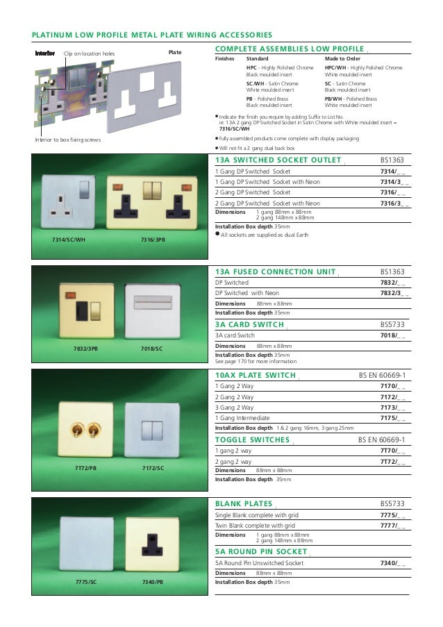50 x Crabtree Platinum KNX 7172//EIB//SC 2 Gang Satin Chrome Switch
