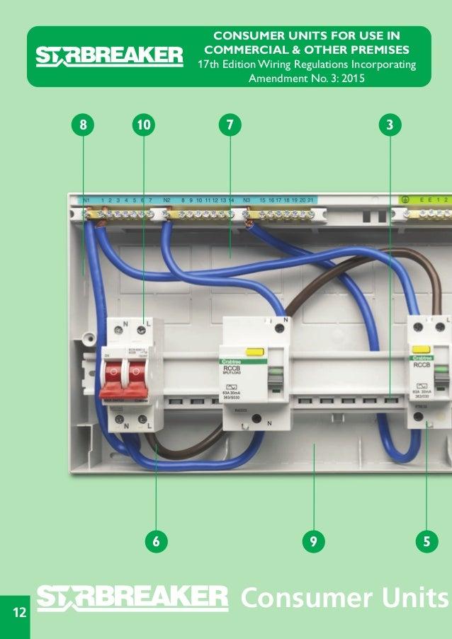 crabtree rcbo wiring diagram