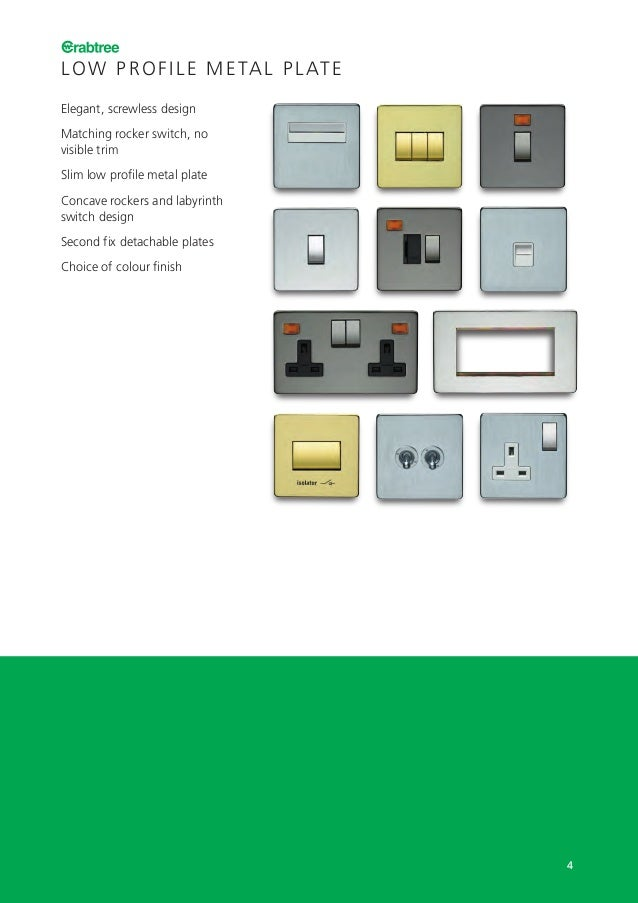 Wiring Diagram For Crabtree Dimmer Switch