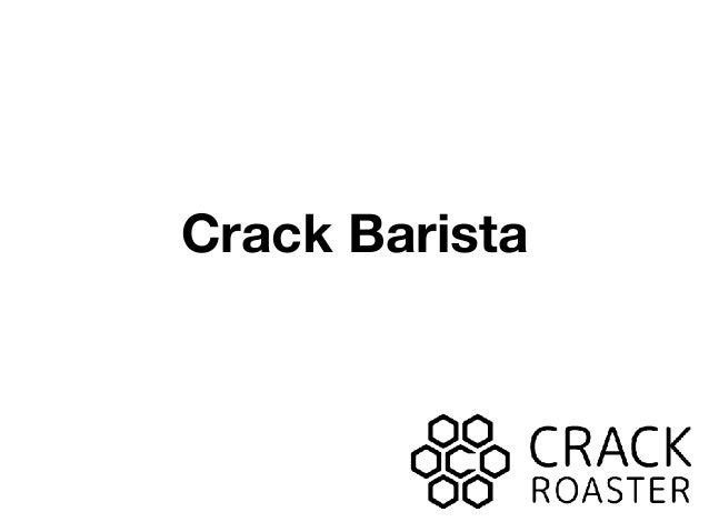 Crack Barista 特別専属プラン