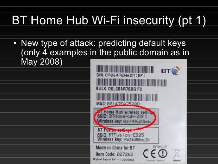 Hack bt home hub 5 | Hacking a BTHomeHub 5 « Null Byte