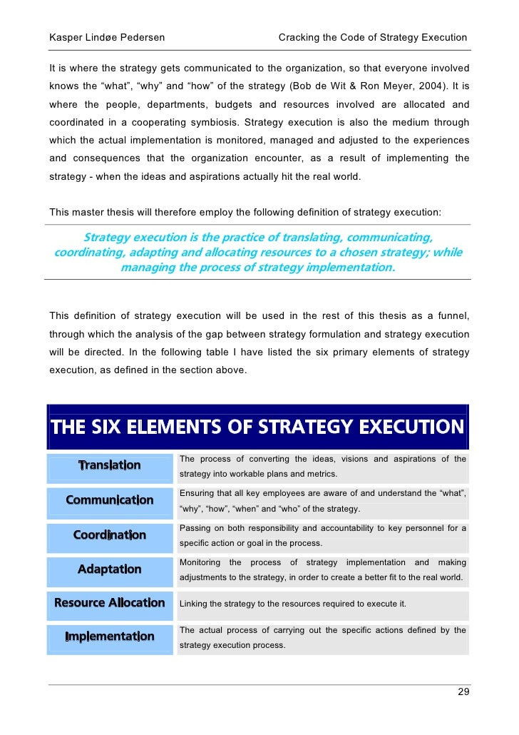 de wit meyer network level strategy Bevaka strategy: process, content, context 4th edition så får du ett mejl när   management from bob de wit (maastricht school of management) and ron  meyer (tiasnimbas business school)  network level strategy.