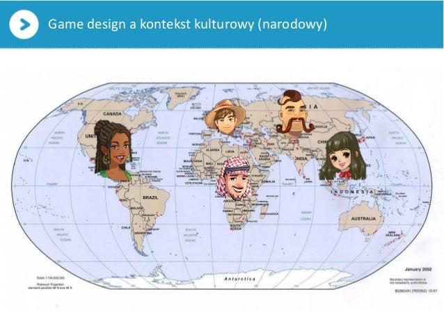 Game design a kontekst kulturowy (narodowy)