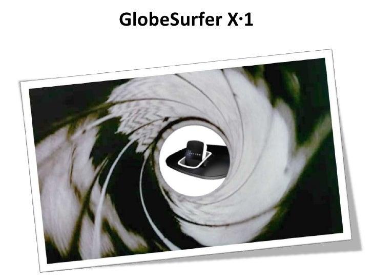 GlobeSurfer X•1<br />