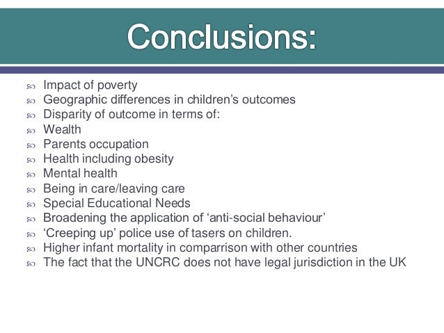Poverty parental bonding and mental illness the effects upon infant mortality