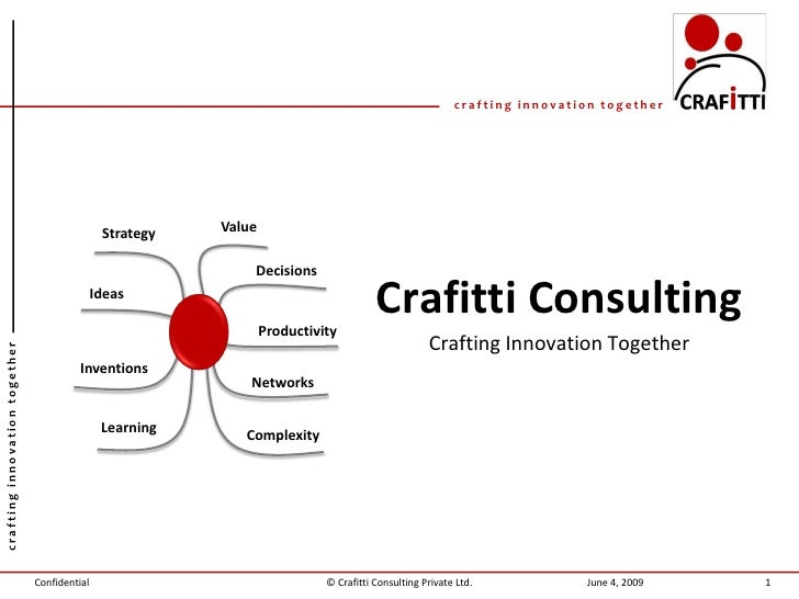 crafting innovation together                                                    Strategy   Value                          ...