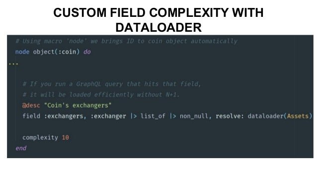 CUSTOM FIELD COMPLEXITY