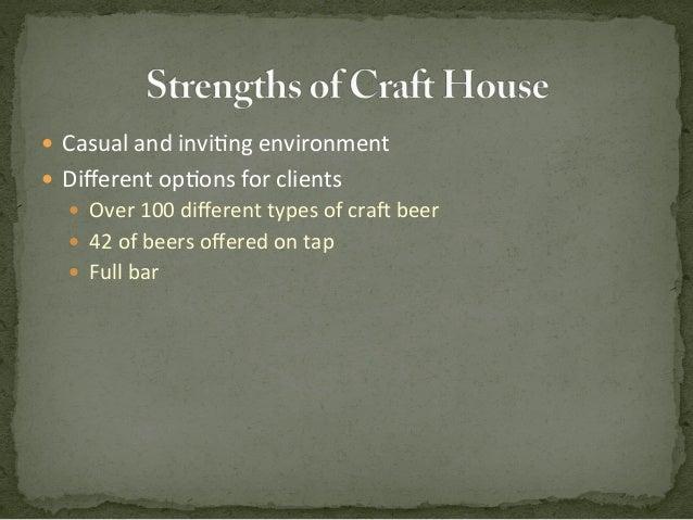 Craft House IMC Campaign Slide 3