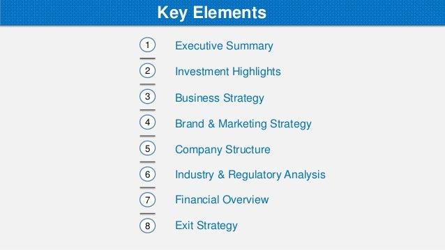 ... 3. Key Elements ...