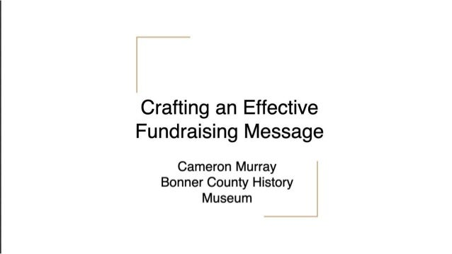 The Power of the Pen: Crafting an Effective Fundraising Message (Part 3/4)
